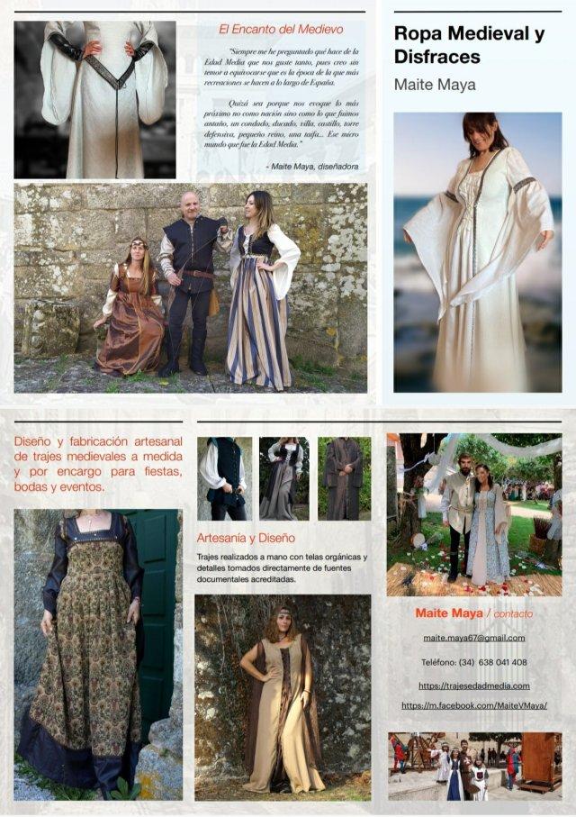 Vestimenta  del medievo